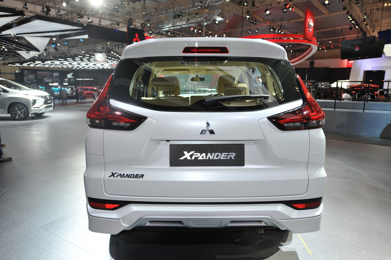 GIIAS 2017: Mitsubishi Xpander Makes Official Debut