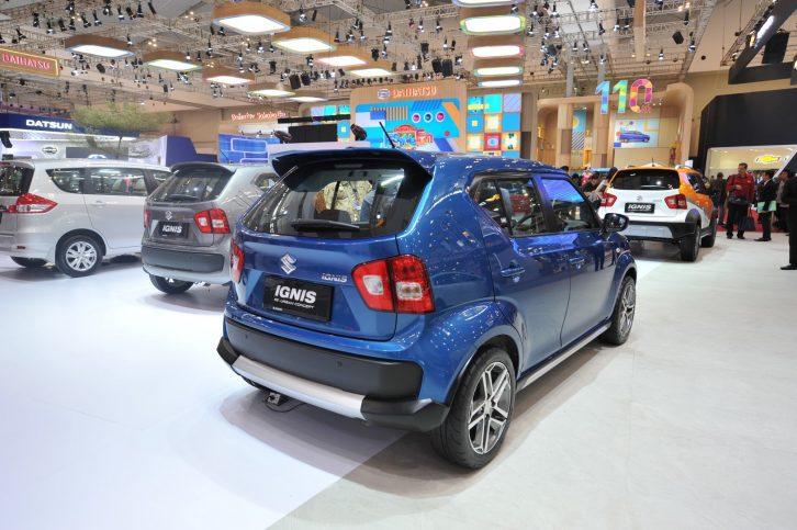 GIIAS 2017: Suzuki Ignis Urban Concepts 9