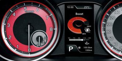 Suzuki Releases Interior Photos of New Swift Sport 3