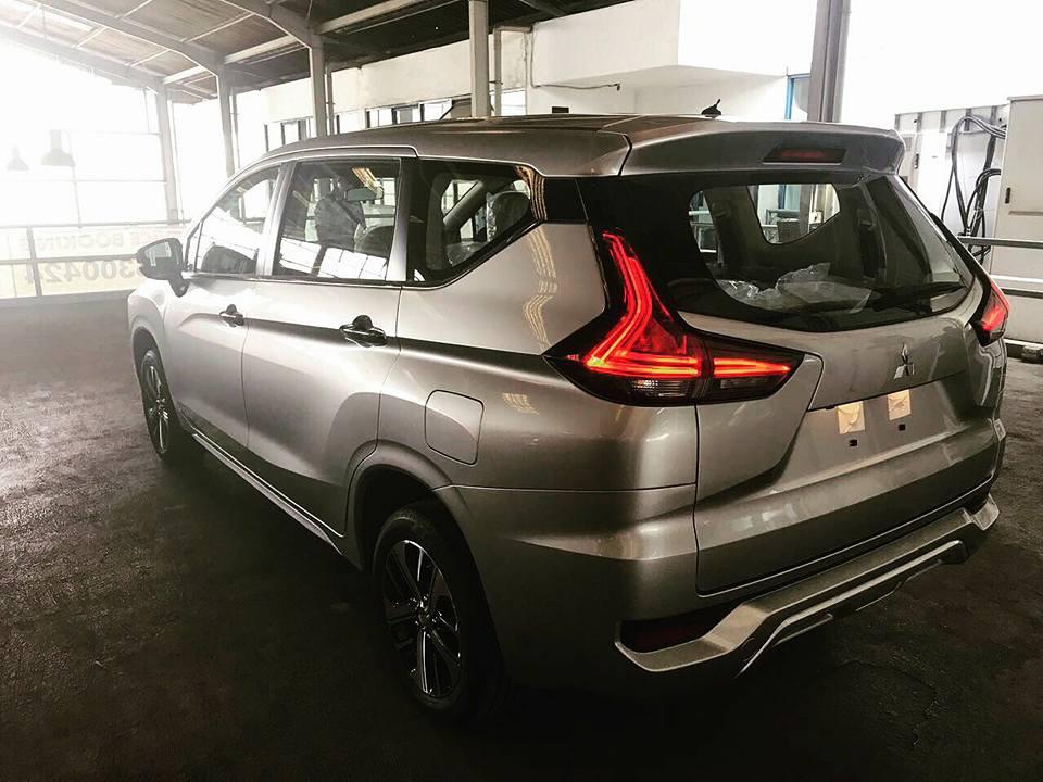 All New Mitsubishi Xpander To Make Its Debut At Indonesian