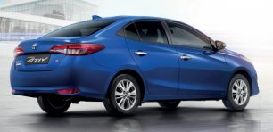 New Toyota Yaris Ativ Sedan Launched in Thailand 4