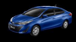 New Toyota Yaris Ativ Sedan Launched in Thailand 8
