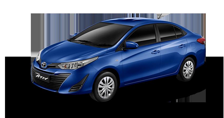 new toyota yaris ativ sedan launched in thailand