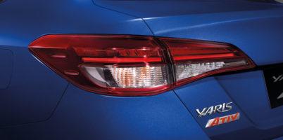 New Toyota Yaris Ativ Sedan Launched in Thailand 7