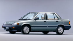 Remembering the Third Generation Honda Civic 9
