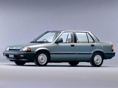 Remembering the Third Generation Honda Civic 4