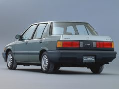 Remembering the Third Generation Honda Civic 6