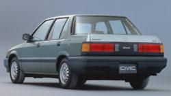 Remembering the Third Generation Honda Civic 10