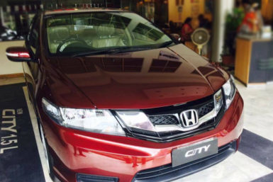 Local Honda City Becomes 11 Years Old 4