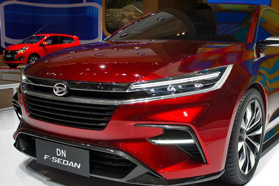 GIIAS 2017: Daihatsu DN F-Sedan Concept 3