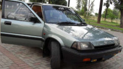 Remembering the Third Generation Honda Civic 11