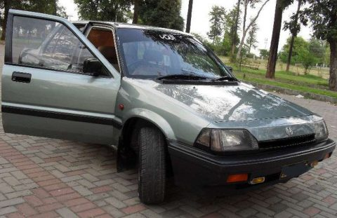 Remembering the Third Generation Honda Civic 7