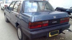 Remembering the Third Generation Honda Civic 15