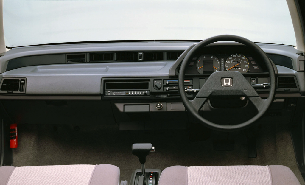 Remembering the Third Generation Honda Civic 3