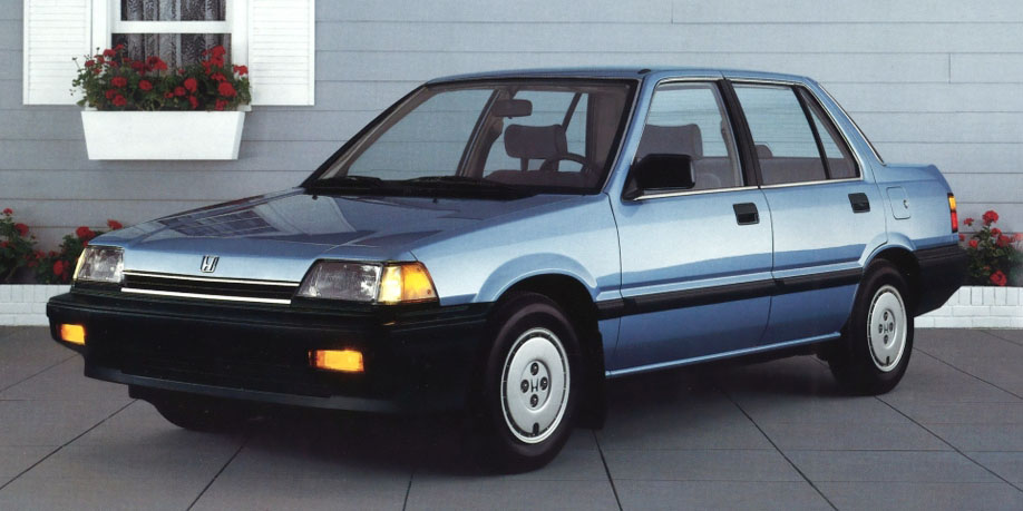 Remembering the Third Generation Honda Civic 2