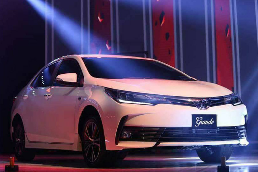 Indus Motors Officially Launches 2017 Toyota Corolla Facelift 30