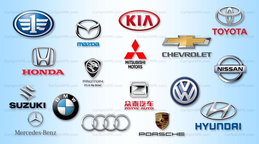 Car Logos and What They Represent 1