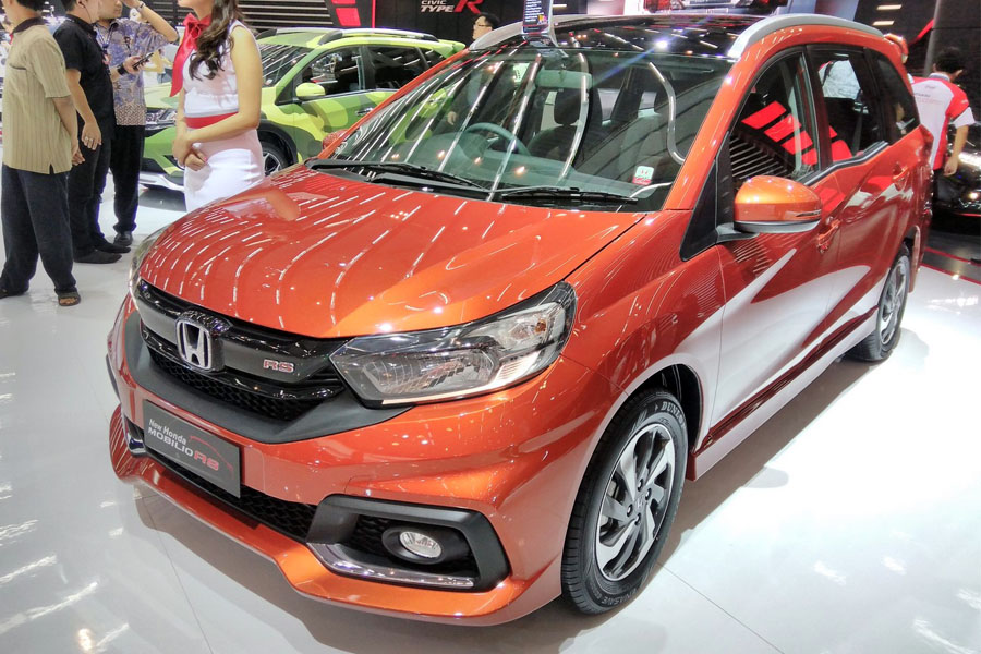 GIIAS 2017: Honda Brio RS and Mobilio RS 9