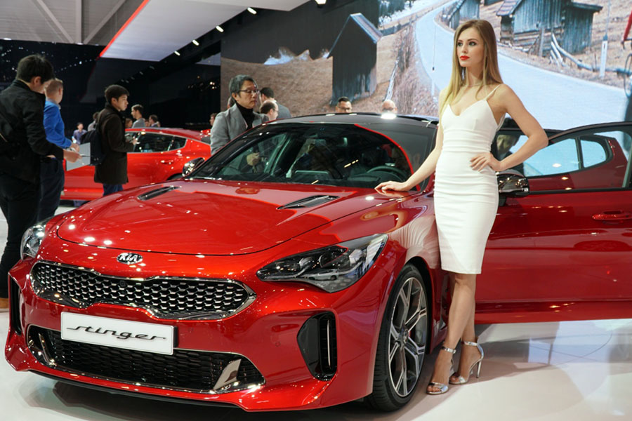 KIA will Launch Stonic and Stinger in Europe 1