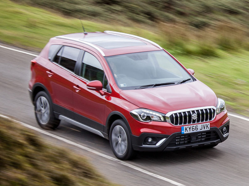 2017 Suzuki S-Cross Facelift Launched in Taiwan 6