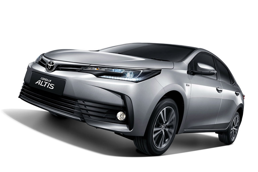 Pakistan Has The Highest Corolla Sales in Asia Pacific and 4th Highest Globally 1