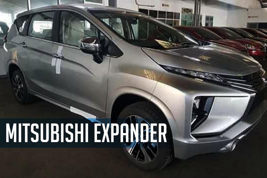 All New Mitsubishi Xpander to Make Its Debut at Indonesian Motor Show 2017 1