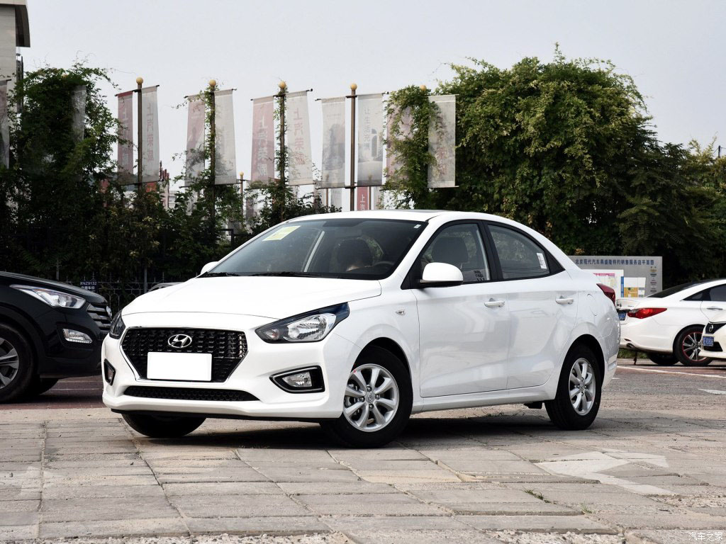Hyundai Launches the Low-Budget Reina Sedan in China 2
