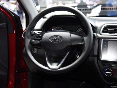 Hyundai Launches the Low-Budget Reina Sedan in China 11