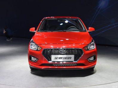 Hyundai Launches the Low-Budget Reina Sedan in China 10