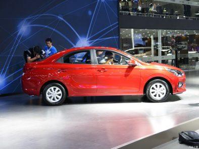 Hyundai Launches the Low-Budget Reina Sedan in China 9