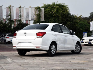 Hyundai Launches the Low-Budget Reina Sedan in China 4
