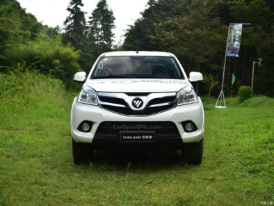 2017 Foton Tunland With Refreshed Interior Launched in China 7