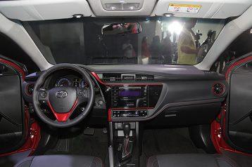 2017 Toyota Corolla Altis X Launched in Taiwan 6