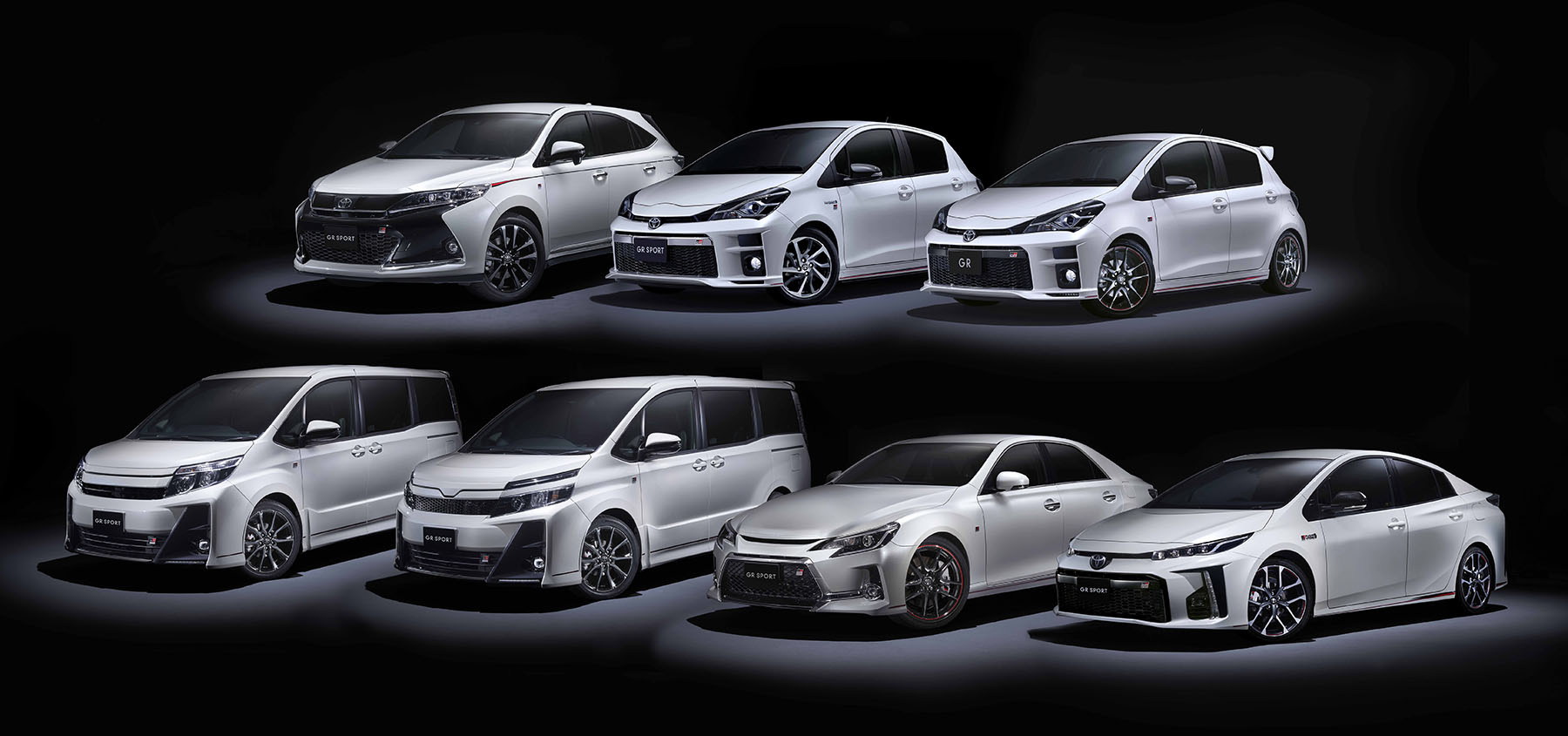 Toyota Launches New GR Brand in Japan with Sportier Models 40