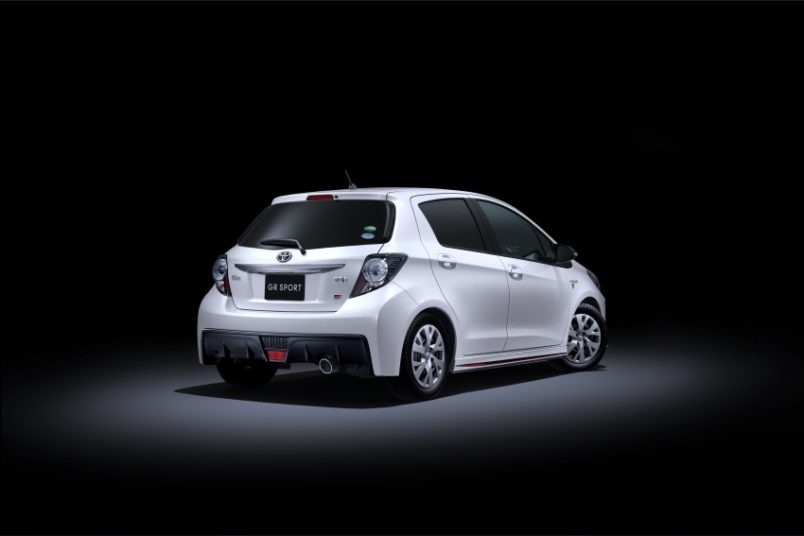 Toyota Launches New GR Brand in Japan with Sportier Models 14