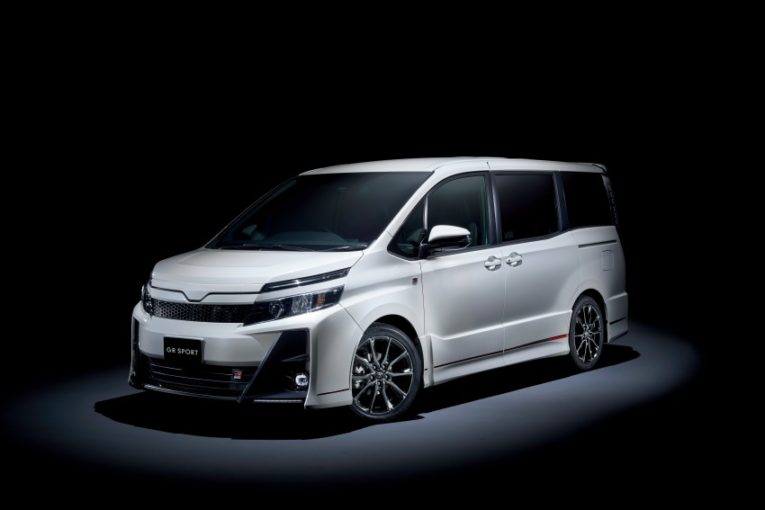 Toyota Launches New GR Brand in Japan with Sportier Models 30