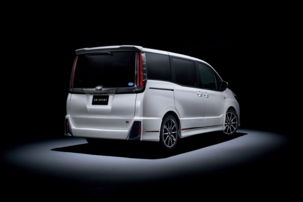 Toyota Launches New GR Brand in Japan with Sportier Models 34