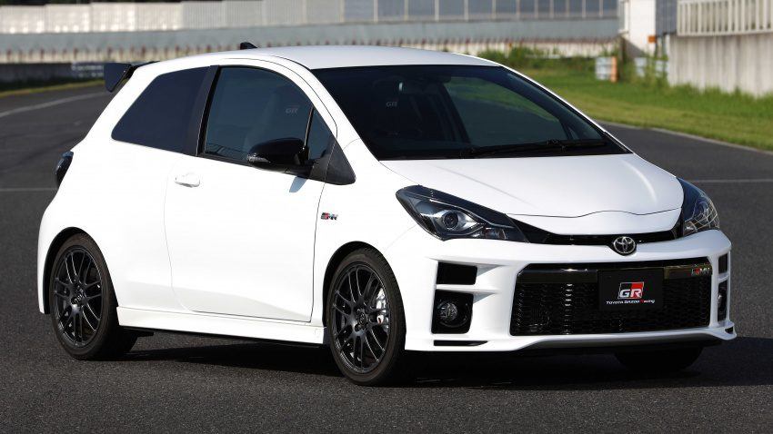 Toyota Launches New GR Brand in Japan with Sportier Models 3