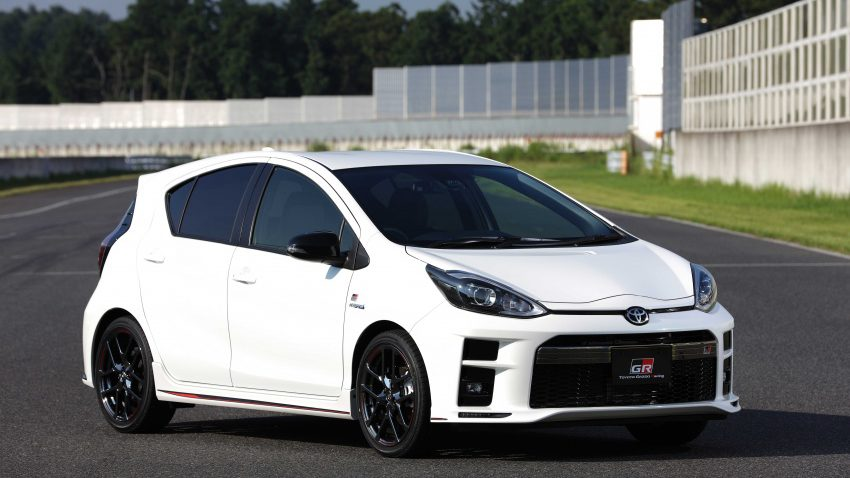 Toyota Launches New GR Brand in Japan with Sportier Models 5