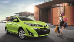 2018 Toyota Yaris Hatchback Launched in Thailand 15