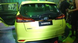 2018 Toyota Yaris Hatchback Launched in Thailand 9