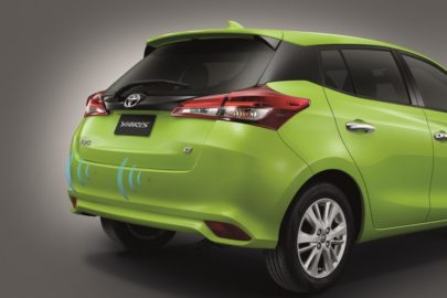 2018 Toyota Yaris Hatchback Launched in Thailand 13