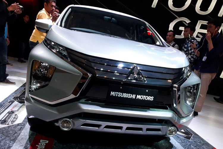 Mitsubishi Xpander Gets 7,500 Units Booked Already 1
