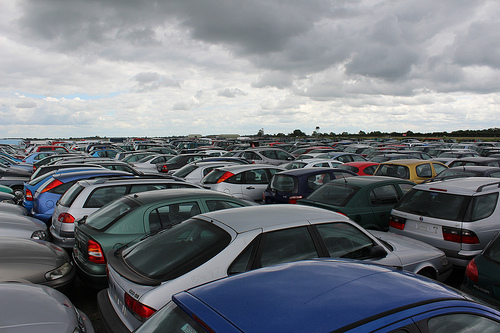 UK Scrappage Schemes to Get Old Euro 1 to Euro 4 Cars Off the Road 2
