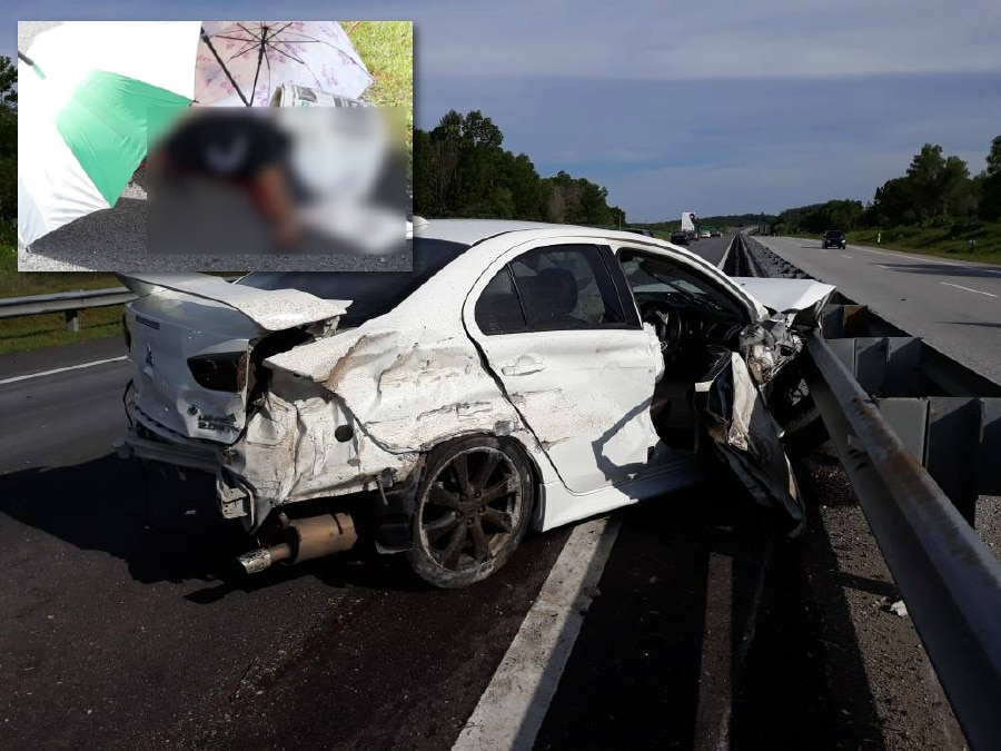 Driver Killed in Crash- Using Fake Seat Belt Clip 10