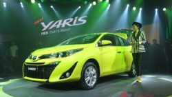2018 Toyota Yaris Hatchback Launched in Thailand 6