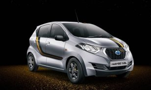 Datsun Redi-GO Gold launched in India at INR 3.69 lac 7