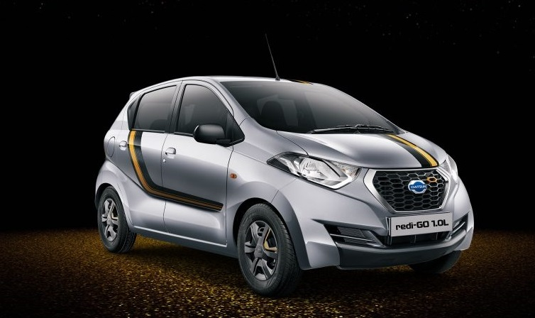Datsun Redi-GO Gold launched in India at INR 3.69 lac 1