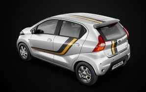 Datsun Redi-GO Gold launched in India at INR 3.69 lac 5