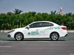 Pure Electric FAW A70E Launched in China 7
